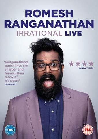 Irrational Live Romesh Ranganathan