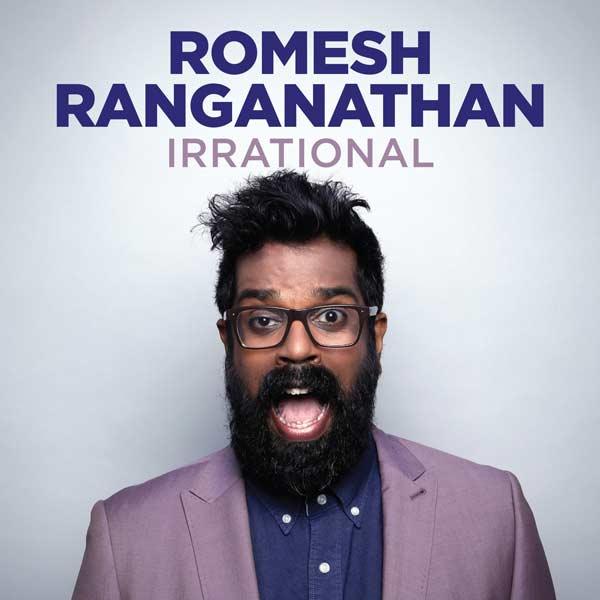 Romesh Ranganathan Irrational Tour 2016