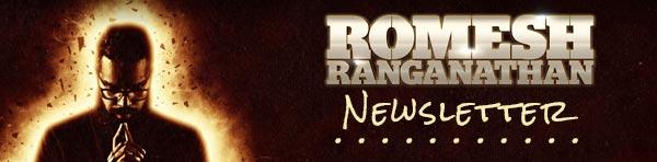 Romesh Ranganathan Mail Banner
