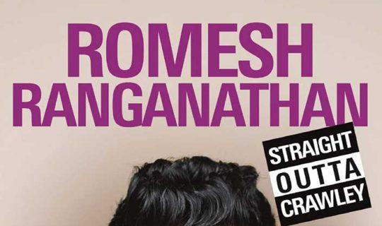 Straight Outta Crawley Cover